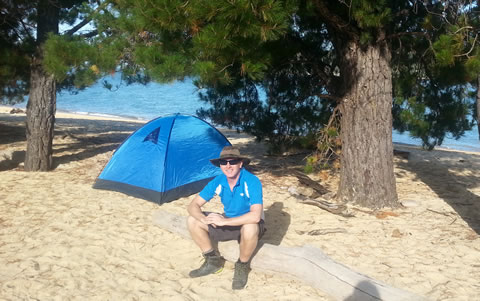 abel tasman hike reviews