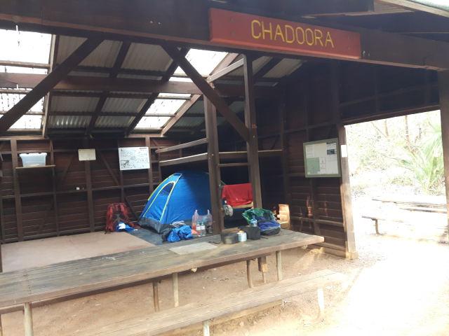 bibbulmun track shelter