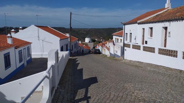 windmills in Portugal