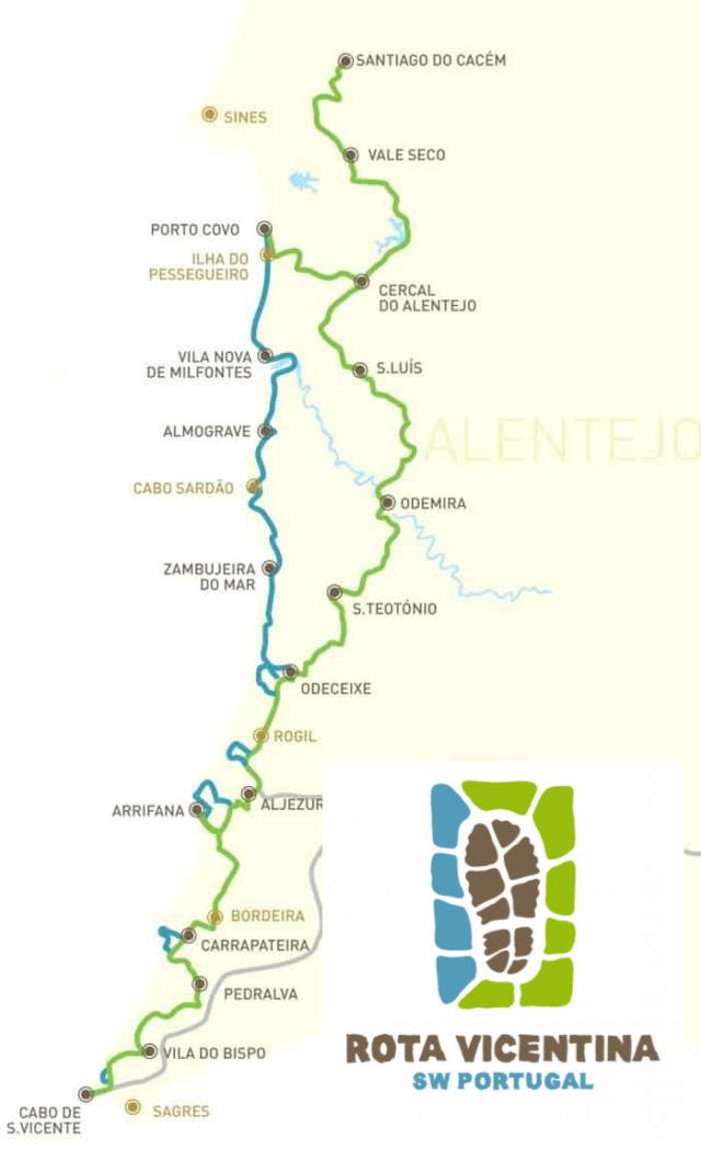 Fisherman's Trail Map