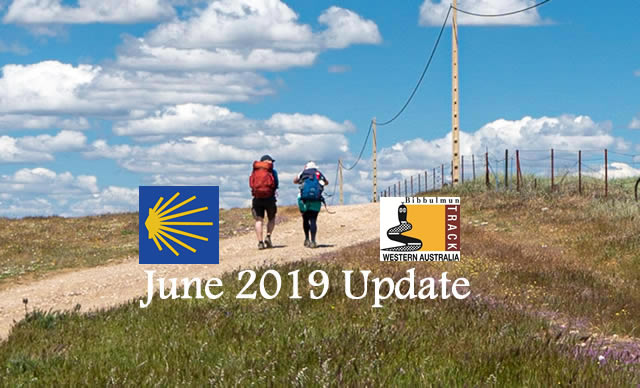 June 2019 Update – Hiking plans and what I've been up to